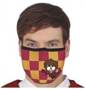 Máscara Harry Potter de proteção para adulto