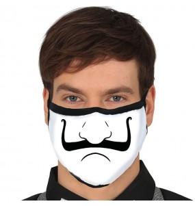 Máscara La Casa de Papel de proteção para adulto