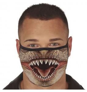 Máscara Lagarto de proteção para adulto