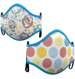 Máscara Doraemon de proteção para crianças