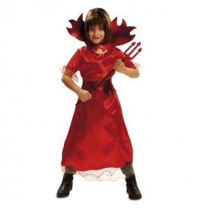 Disfarce Halloween Diaba Vermelha com que o teu bebé ficará divertido