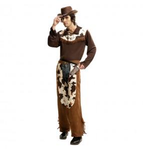 Disfarce Cowboy Western adulto divertidíssimo para qualquer ocasião
