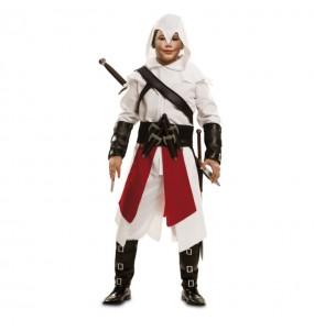 Disfarce Assassin's Creed Ezio menino para deixar voar a sua imaginação