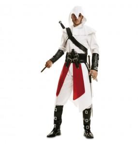Disfarce Assassin's Creed Ezio adulto divertidíssimo para qualquer ocasião