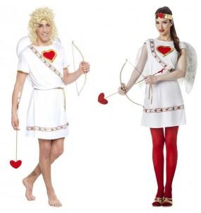 O casal Cupidos original e engraçado para se disfraçar com o seu parceiro