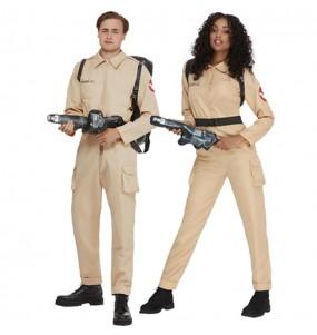 O casal Ghostbusters original e engraçado para se disfraçar com o seu parceiro
