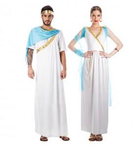 O casal Padres Gregos original e engraçado para se disfraçar com o seu parceiro