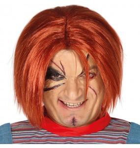 A Peruca Chucky: Child's Play mais engraçada para festas de fantasia