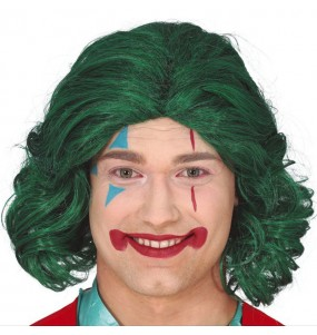 Peruca Joker Joaquin Phoenix