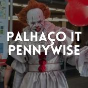 Loja online de disfarces Palhaço IT Pennywise