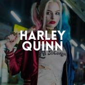 Catálogo de fatos Harley Quinn para rapazes, raparigas, homens e mulheres