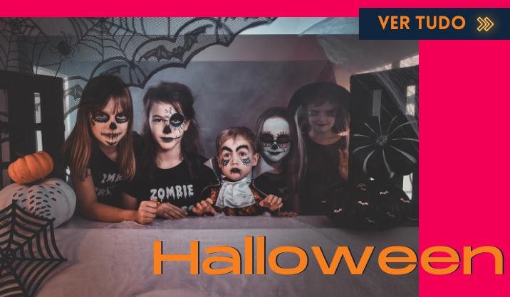 Fatos originais para Halloween 2021