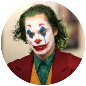 Loja online de fatos Joker