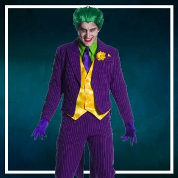 Loja online de roupas de Halloween de Joker