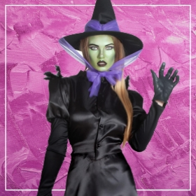 Comprar online os disfarces mais assustadores de Halloween para mulheres