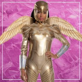 Comprar online os disfarces mais originais de Super-heroínas para mulheres