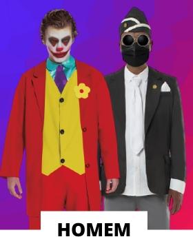 Ideias para disfarçar os adultos com fatos originais de carnaval para homens
