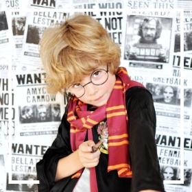 Comprar online os fatos de Harry Potter mais originais para crianças