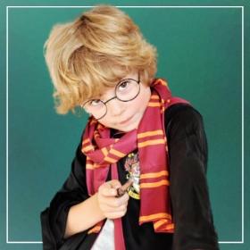 Comprar online os disfarces mais originais de Harry Potter para meninos