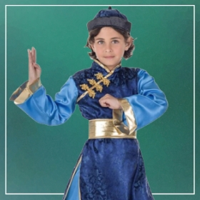 Comprar online os disfarces mais originais de Ninja para meninos