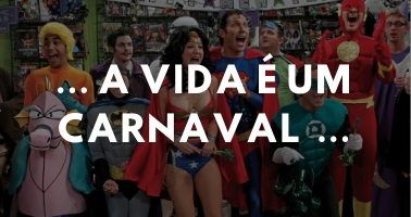 Os fatos de Carnaval mais originais e divertidos
