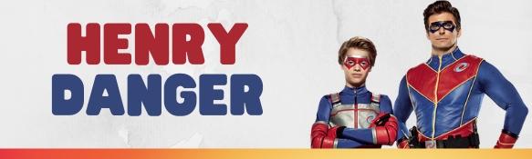 Disfarce menino de super-herói Henry Hart